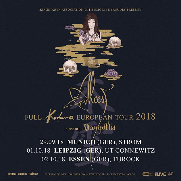 alcest germany autumn2018