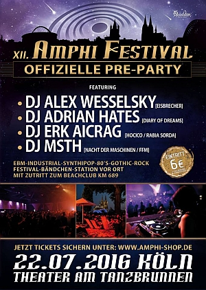 amphi2016 preparty