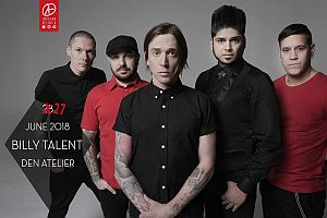 billytalent luxembourg2018