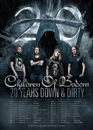 childrenofbodom tour2017