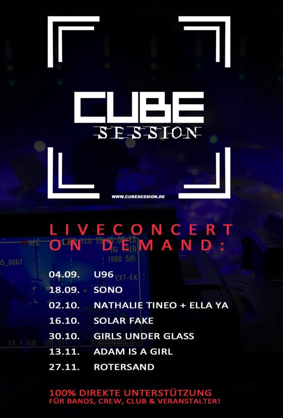 cubesessions round1