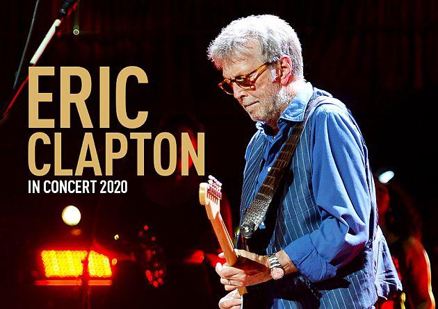 Eric Clapton Köln 2021