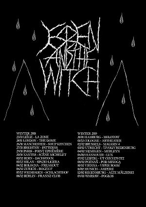 esbenandthewitch tour2018 2019