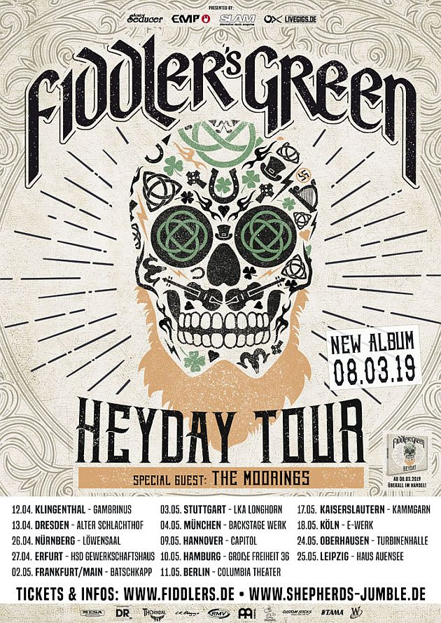 fiddlersgreeen tour2019
