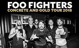 foofighters tour2018
