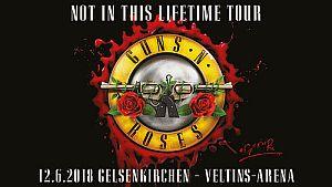 Live Review: Guns n' Roses - Gelsenkirchen 2018