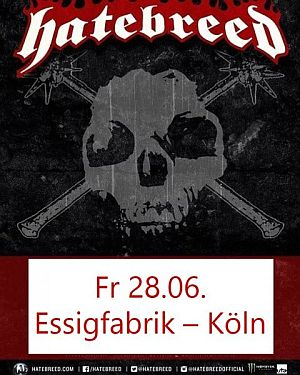 hatebreed cologne2019