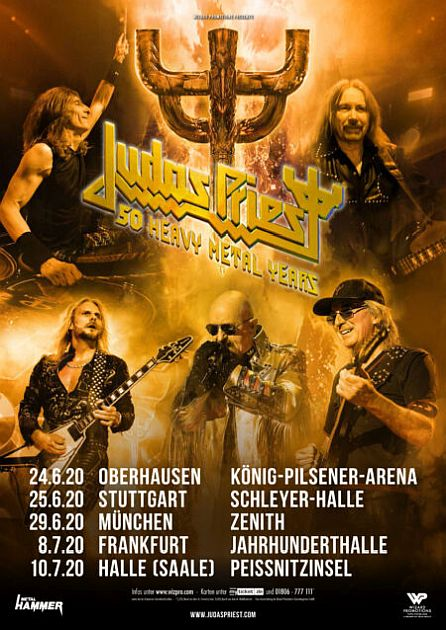 judaspriest germany2020