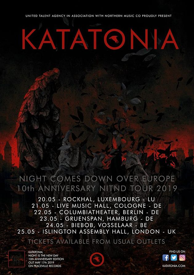 katatonia tour2019