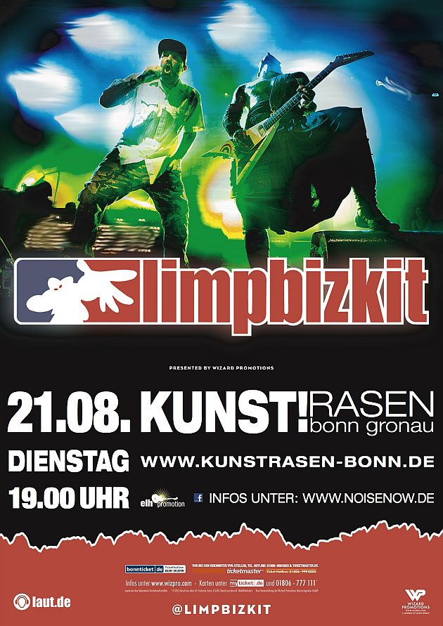 Limp Bizkit Bonn