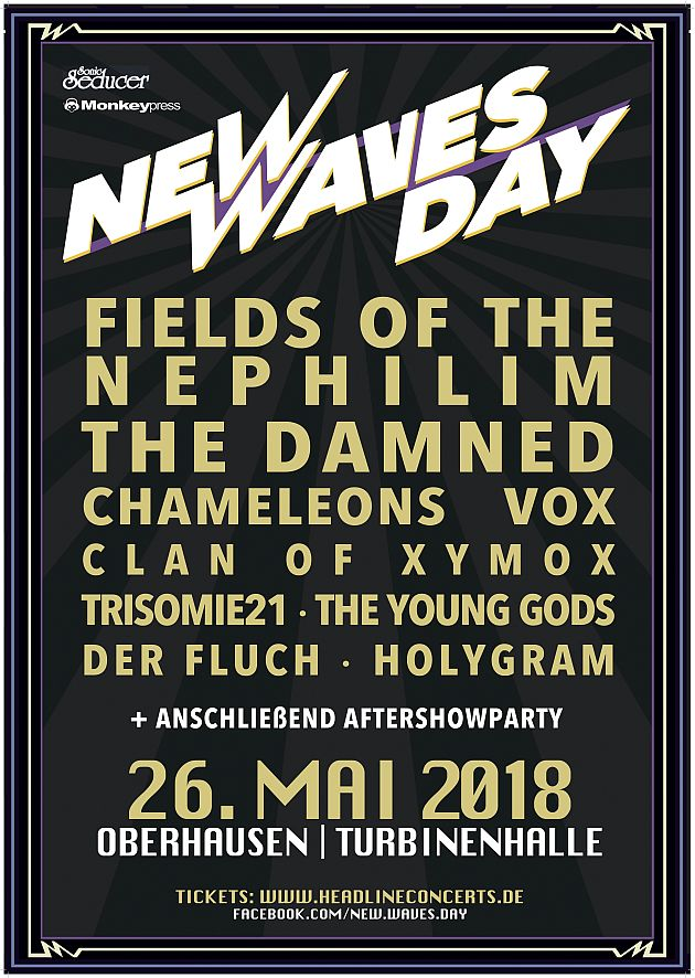 newwavesday2018 poster