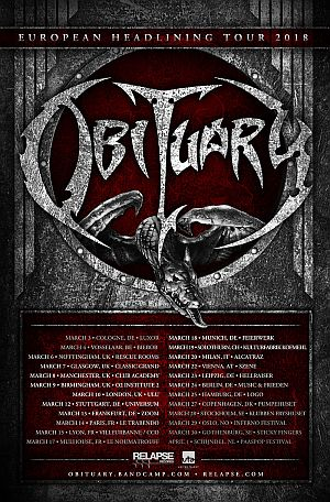 obituary tour2018