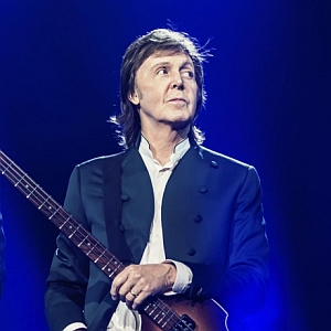 28th May 2016 Paul McCartney One On The First Of New European Tour Dates Are Confirmed As In Past Tours Also