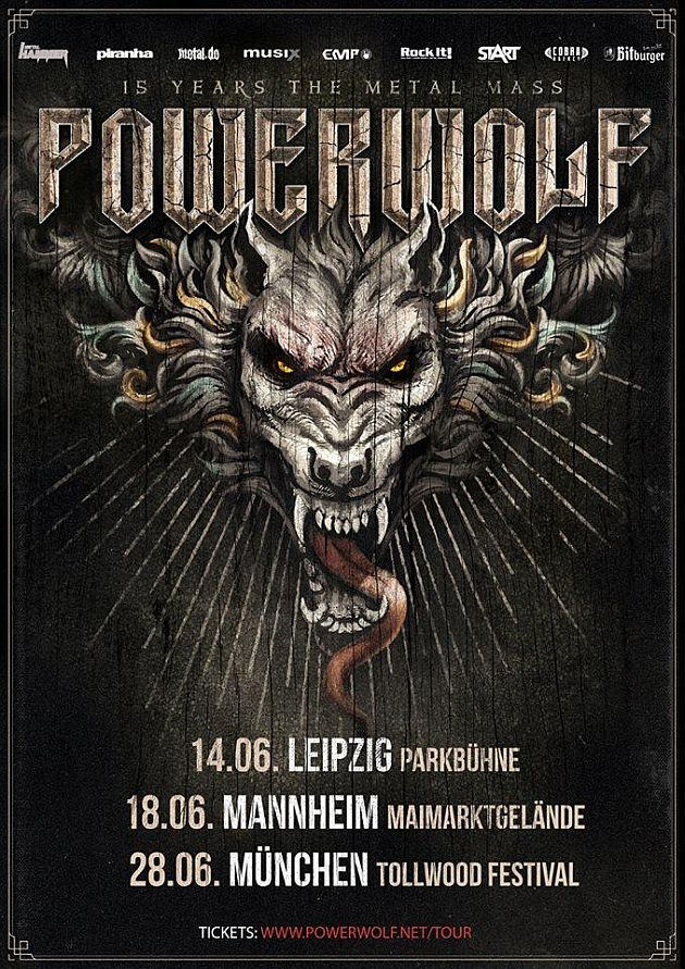 powerwolf openair germany2019
