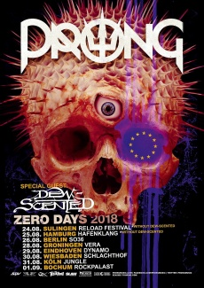 prong germany2018