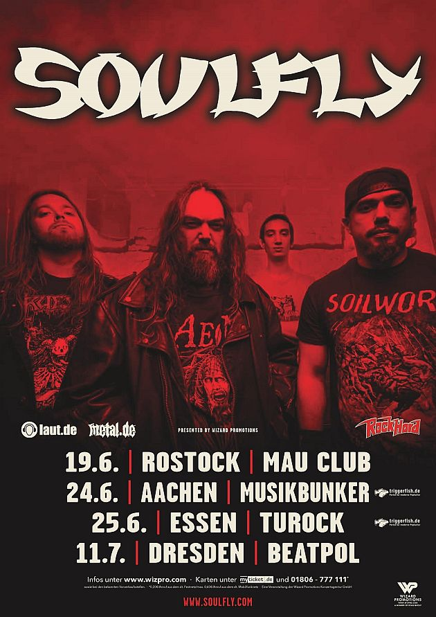 soulfly germany2018