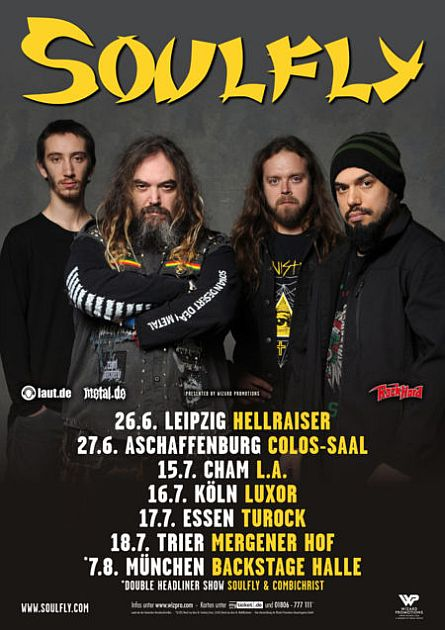 soulfly germany2019