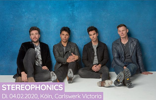 stereophonics cologne2020