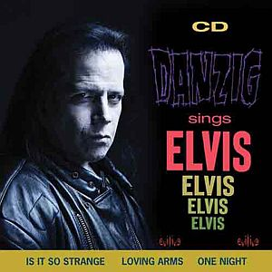 CD Review: Danzig - Sings Elvis