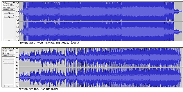 depechemode spirit pta waveforms