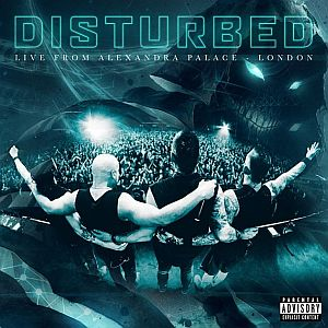 disturbed livefromalexandrapalace