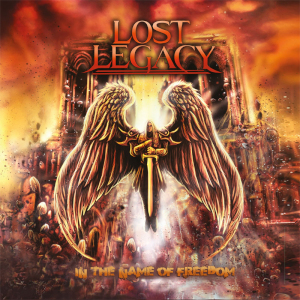 CD Review: Lost Legacy - In The Name Of Freedom