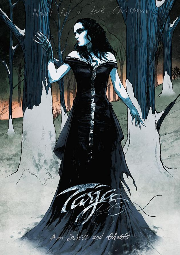 tarja fromspiritsandghosts graphicnovel