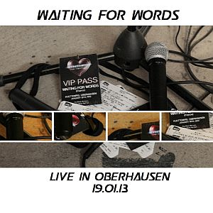 waitingforwords liveinoberhausen