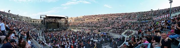 dm nimes1 cyril - Depeche Mode - Live in Nîmes, France, 2013 (Full HD)