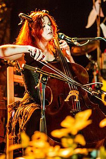 FAUN Is A German Pagan Folk Band, Which Was Founded In 1999 By Oliver  U201cSaTyru201d Pade, Werner Schwab And Birgit Muggenthaler (of Later  SCHANDMAUL Renown).