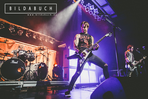 Reflections Of Darkness Music Magazine Live Review Bullet For
