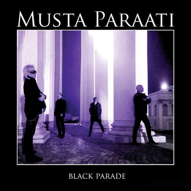 mustaparaati blackparade