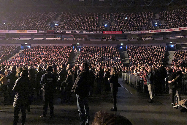 nightwish audience