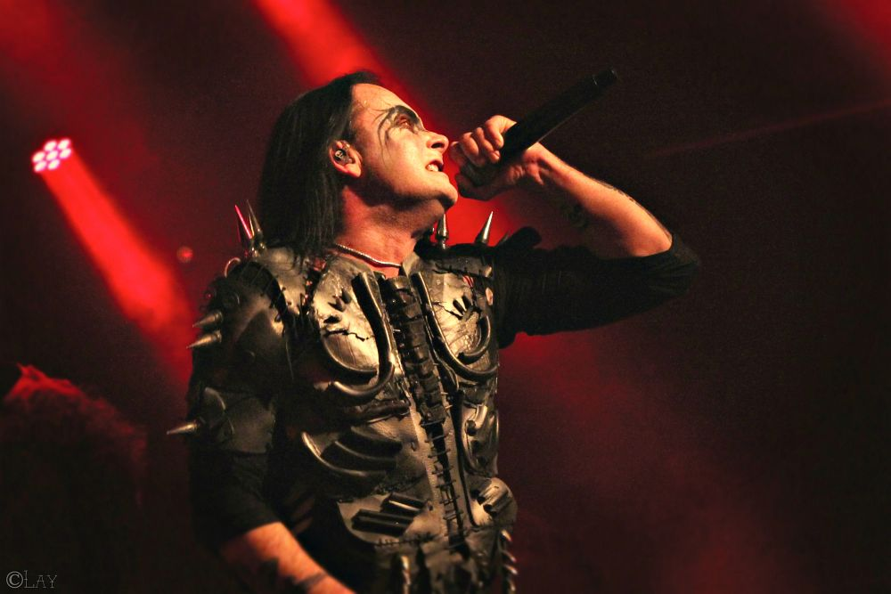 Reflections of Darkness - Music Magazine - Live Review: Cradle of ...
