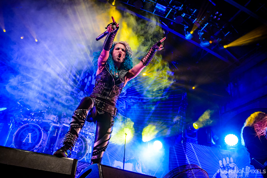 Live Review: Arch Enemy - Cologne 2018