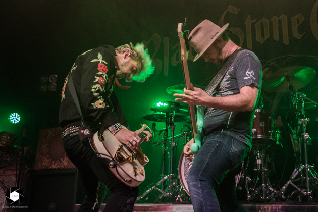 Live Review: Black Stone Cherry - Esch sur Alzette 2018