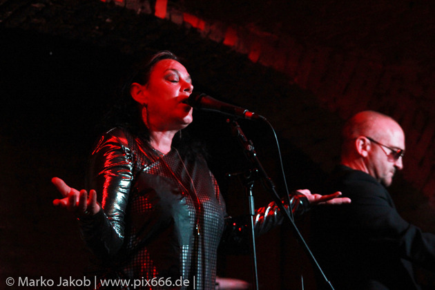 Live Review: Frixion, The - Berlin 2018