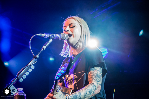 Reflections Of Darkness Music Magazine Live Review Amy