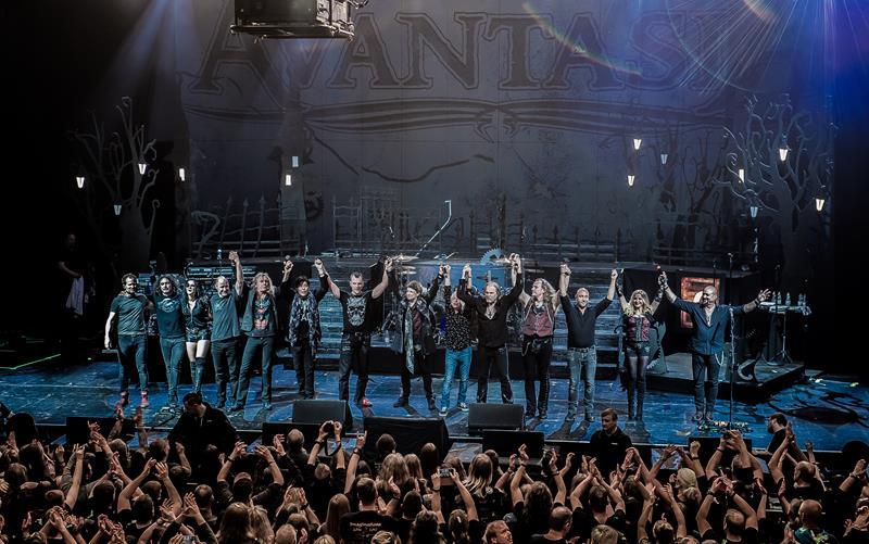 Live Review: Avantasia - Osnabrück 2019