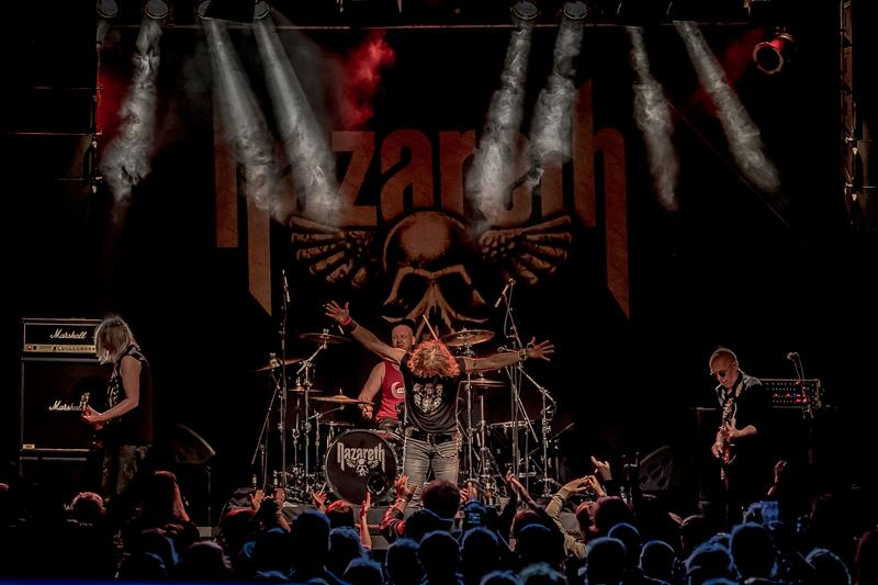 Live Review: Nazareth - Herford 2019