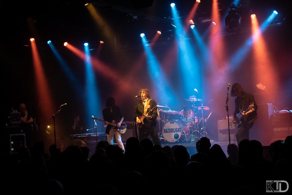 Live Review: Razorlight - Cologne 2019