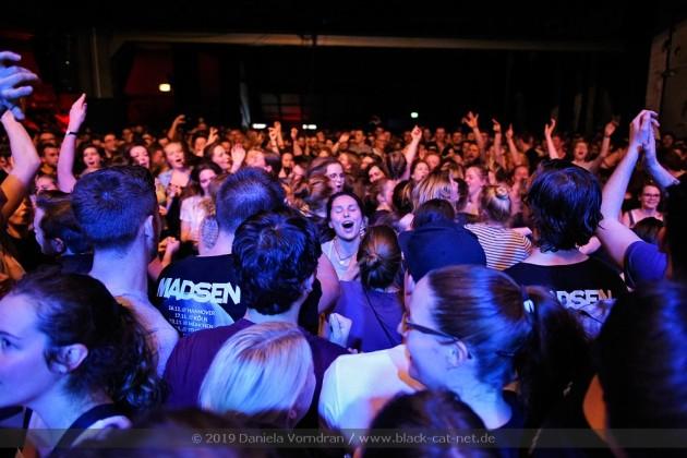 Live Review: Madsen - Münster 2019