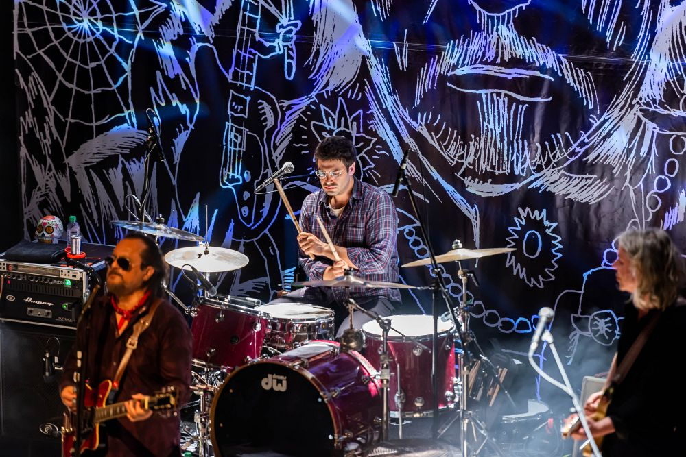 Live Review: Tito & Tarantula - Düsseldorf 2019