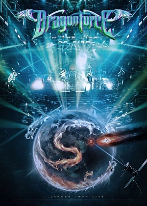 dragonforce inthelineoffire DVD