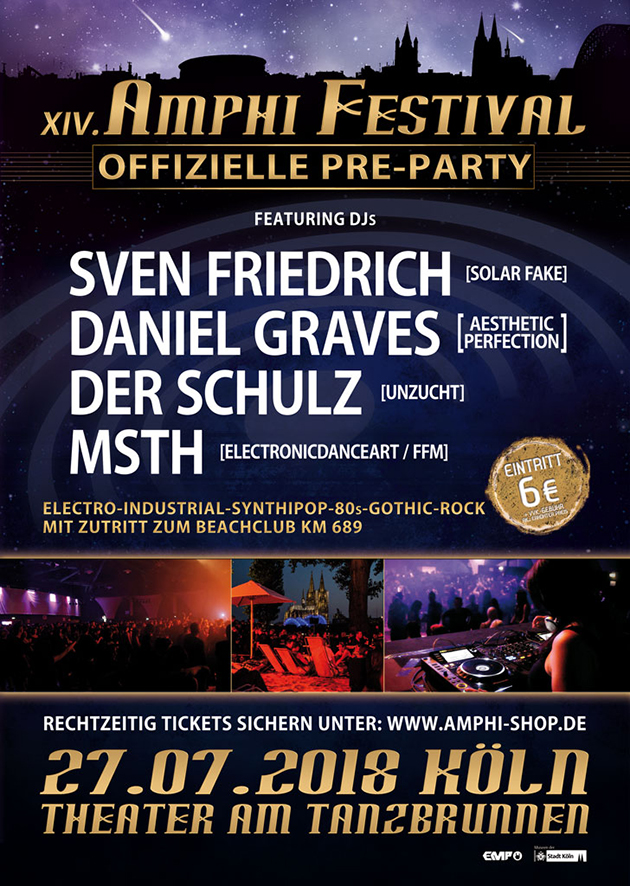 amphi2018 preparty