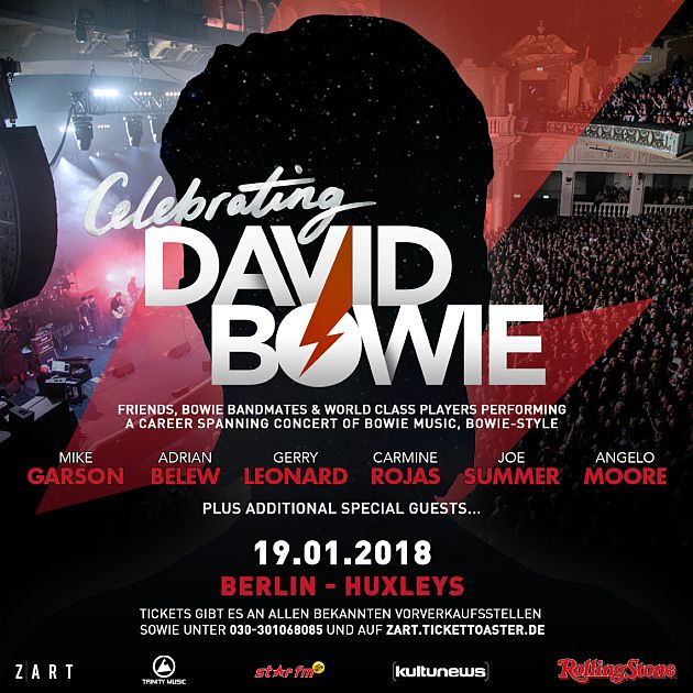 celebratingbowie berlin2018