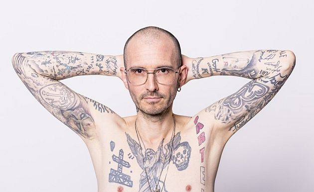 Dr Mark Benecke Tattoos